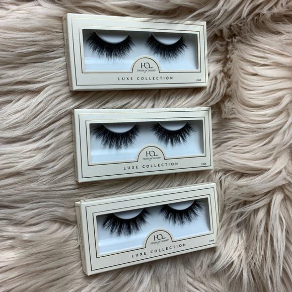 8c0e279ba97 House of Lashes Makeup | 3 Pack False Lashes | Poshmark